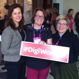Helen Mullarkey, NWCI, Pauline Sargent, DigiWomen and me